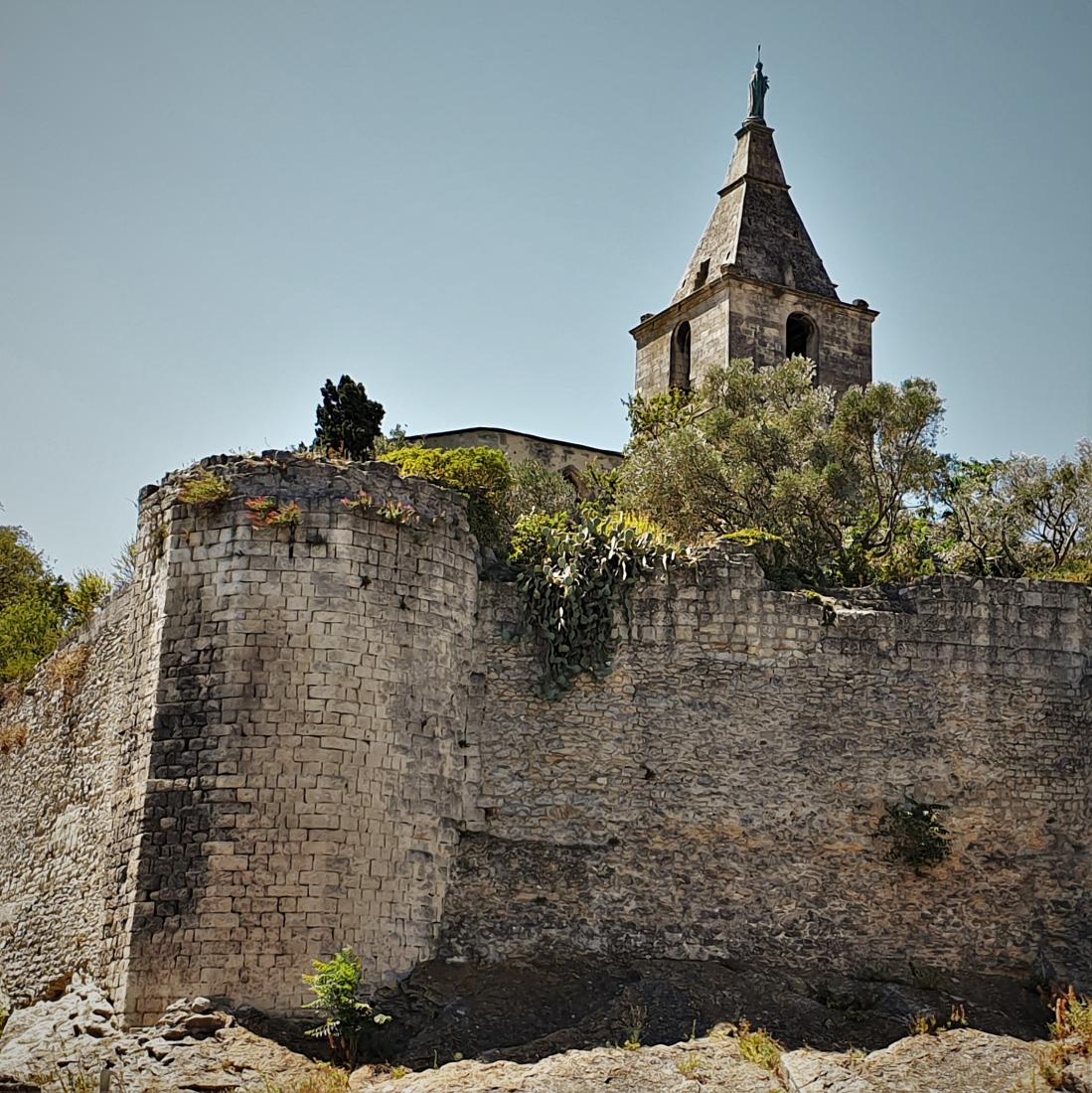 Arles Remparts romains ©1MP2