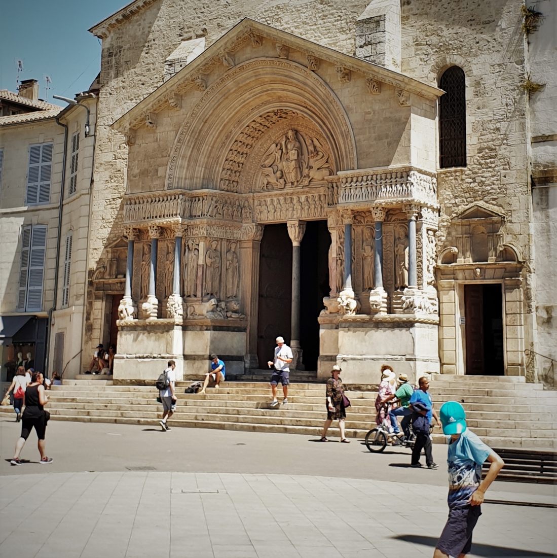 Arles Saint Trophîme ©1MP2