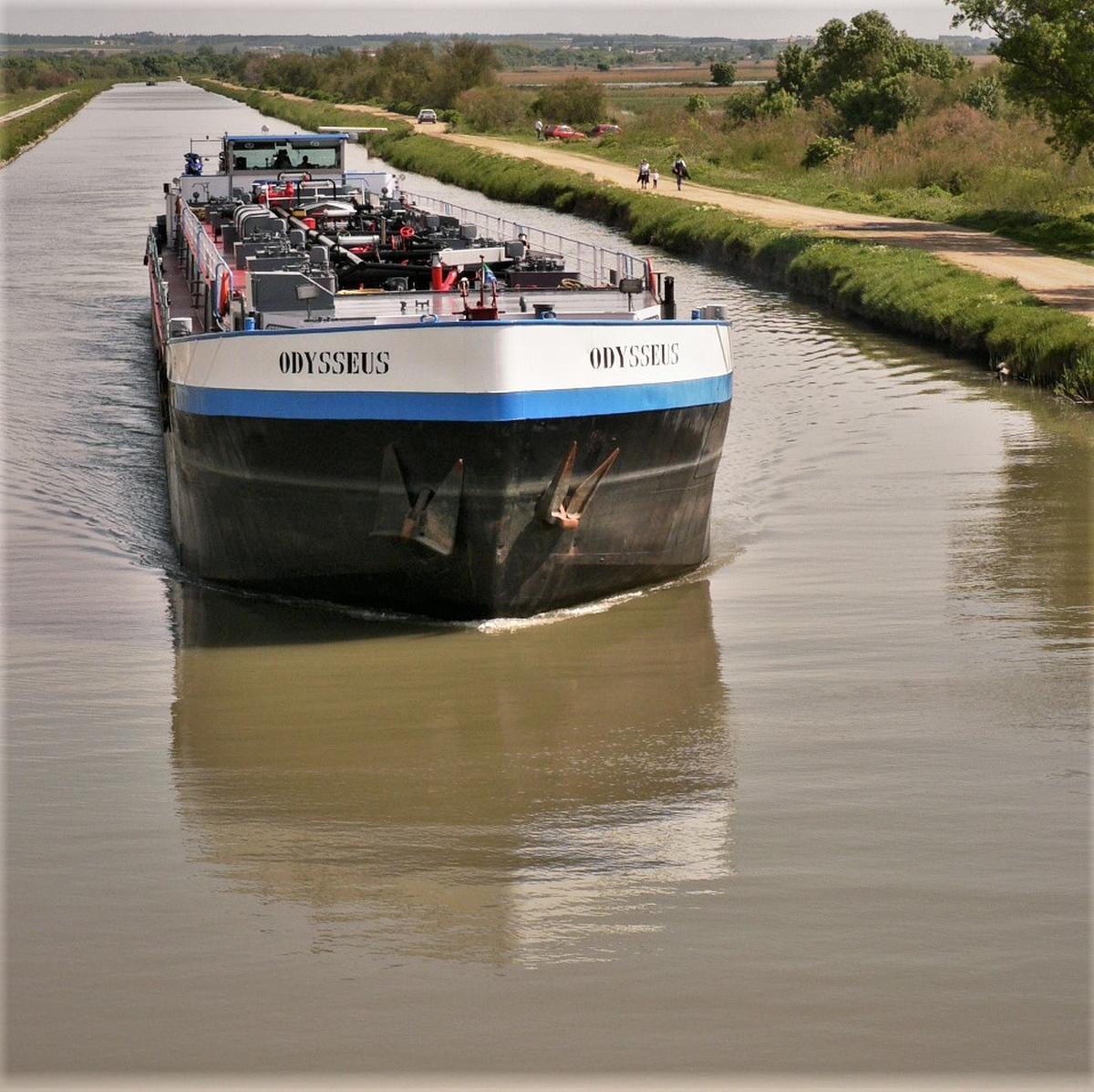 Canal Rhône Sète ©1MP2