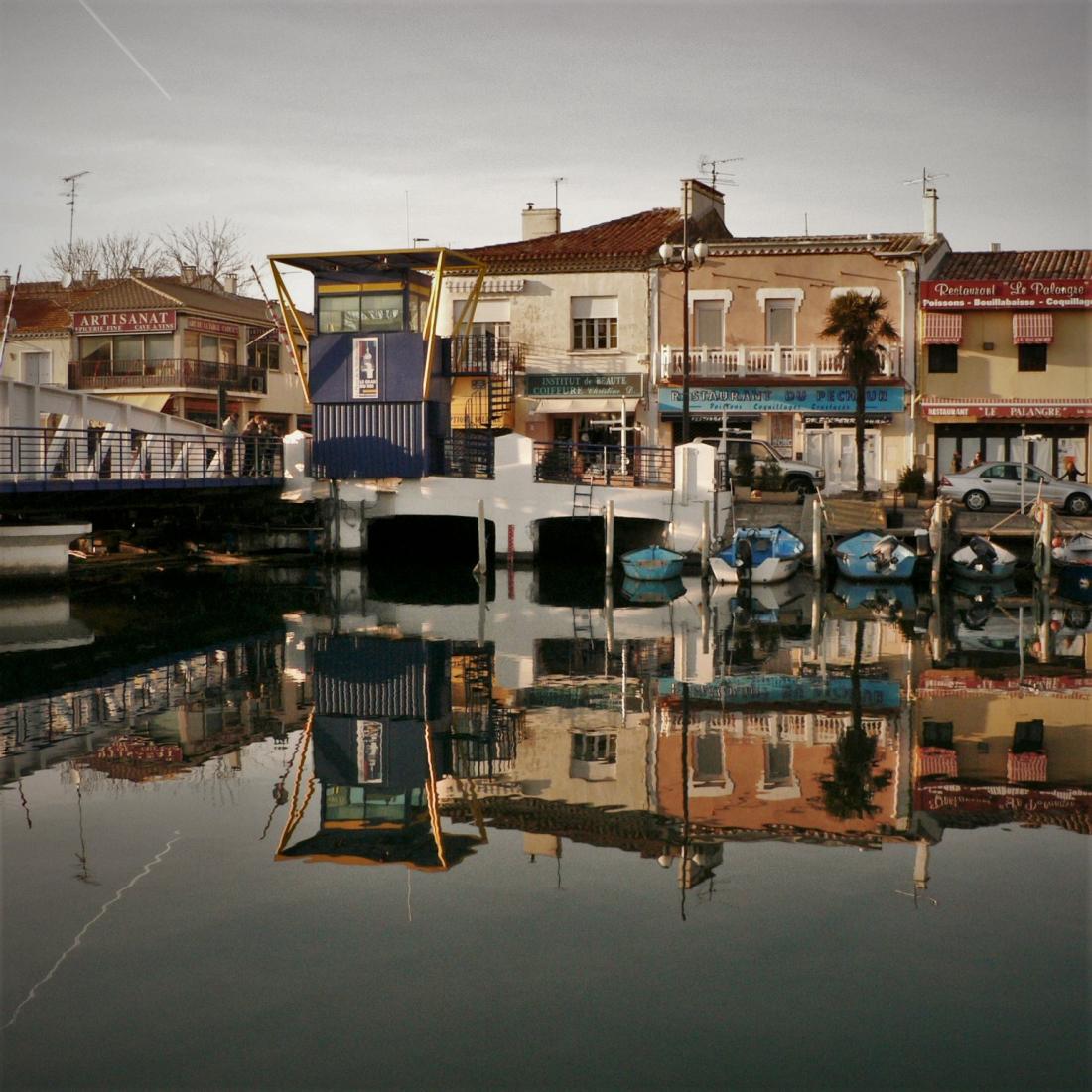Grau-du-Roi Canal Saint Louis ©1MP2