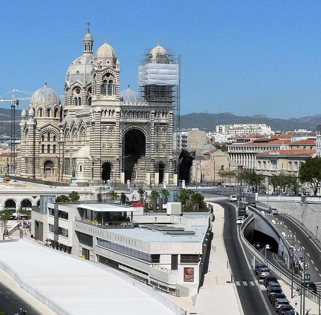 Marseille - La Major 2 ©1MP2-1